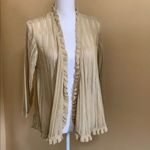 NWT JOSEPH A. Knit cardigan.